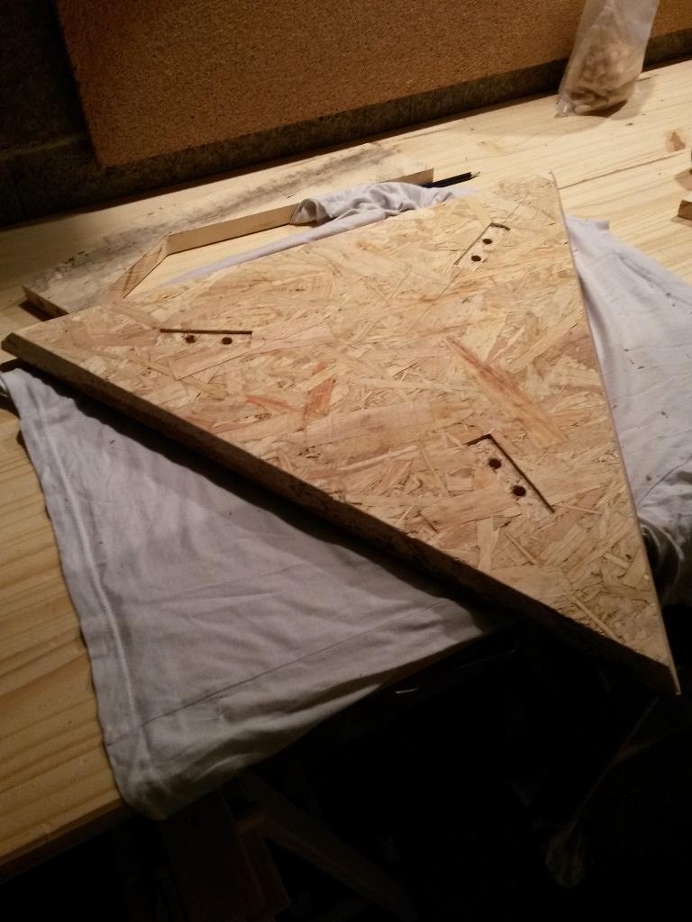 Table Basse Aperitif Par Builtdestroy Sur L Air Du Bois