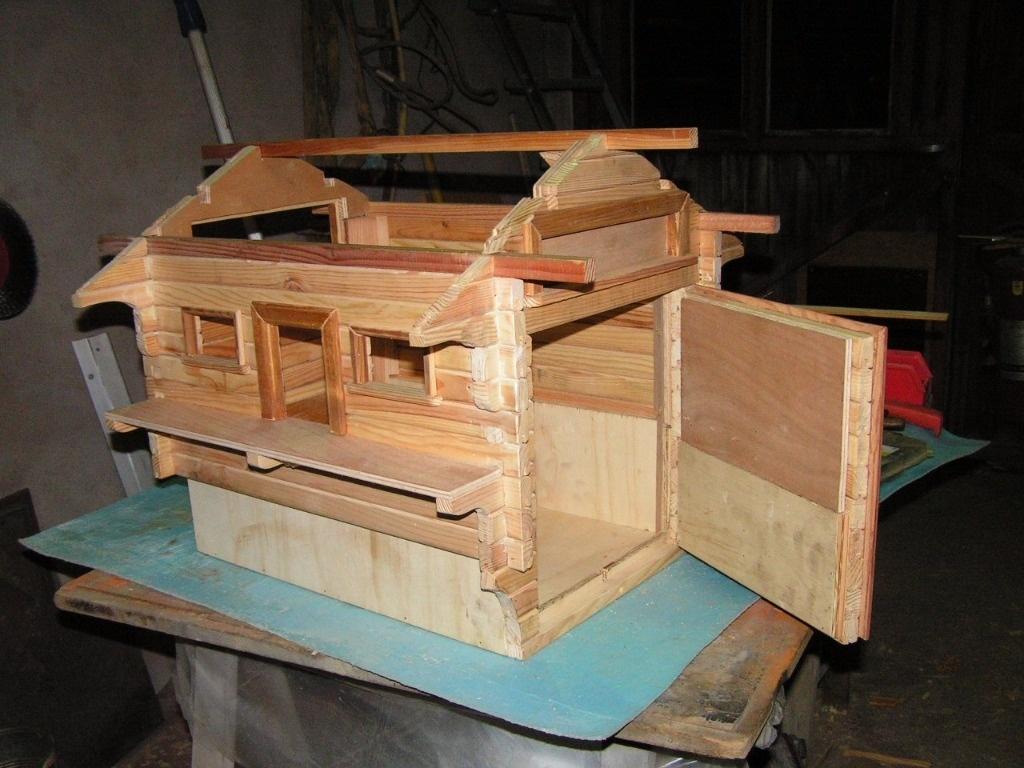 chalet bois belgique kit
