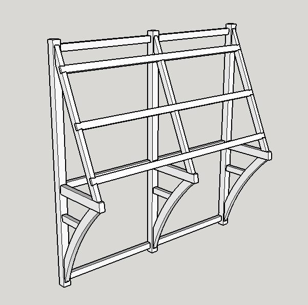 plan support serre joint par matthieudesbois sur l 39 air. Black Bedroom Furniture Sets. Home Design Ideas