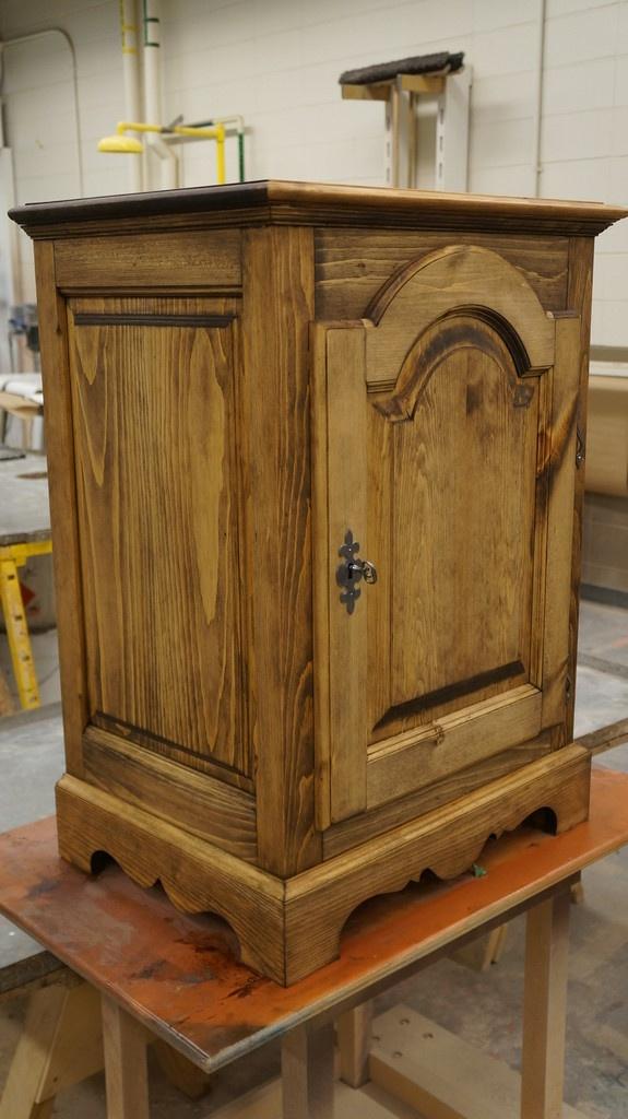 Meuble a confiture par fredleboisbrun sur l 39 air du bois for Acheter du bois pour meuble