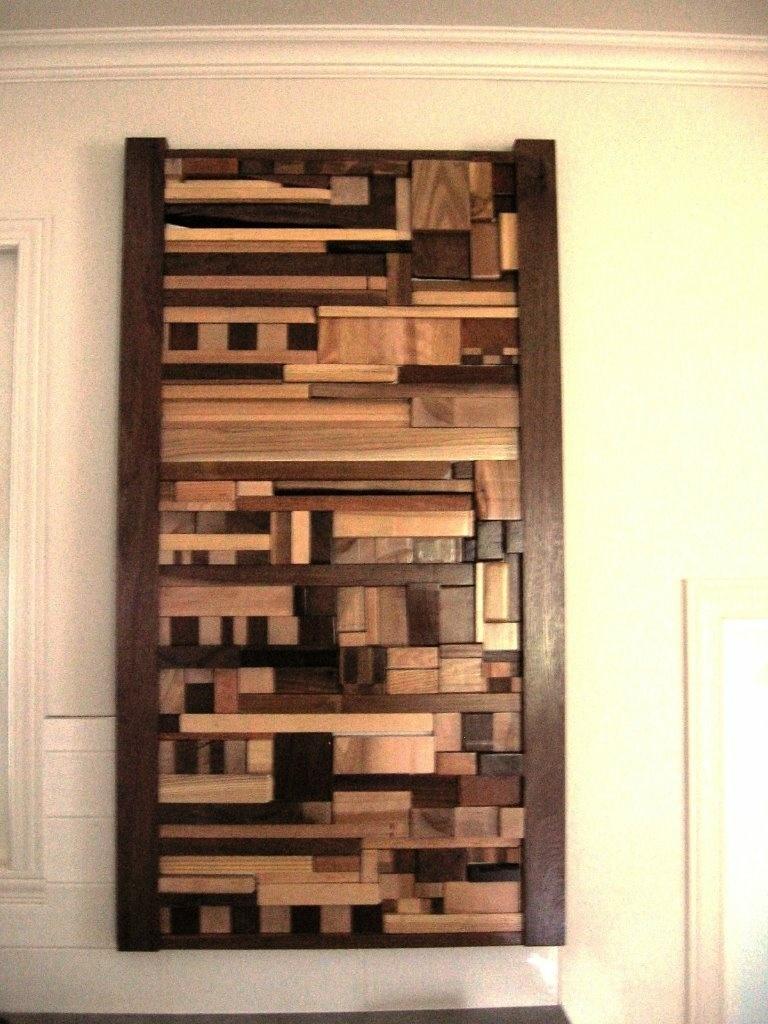 cadre d coratif par micno sur l 39 air du bois. Black Bedroom Furniture Sets. Home Design Ideas