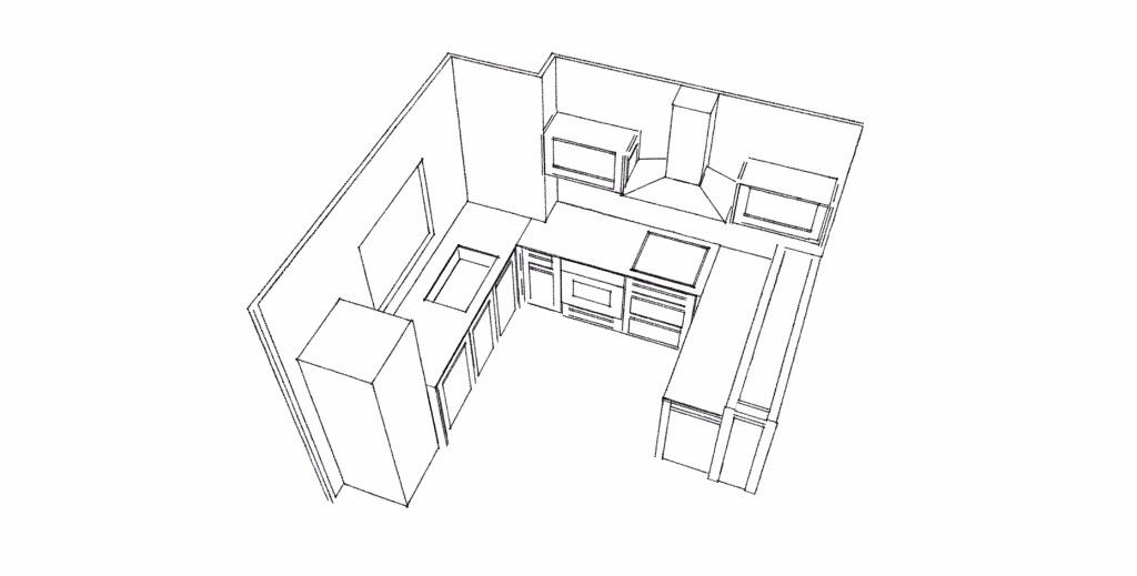 meuble sous evier cuisine