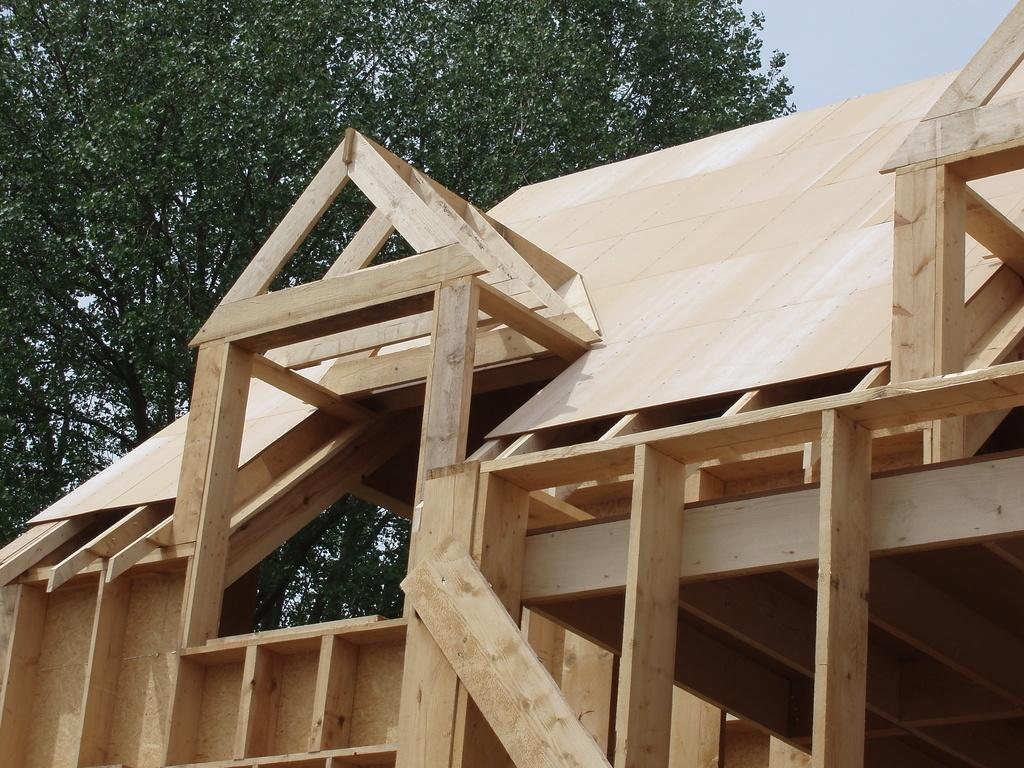 autoconstruction totale maison ossature bois