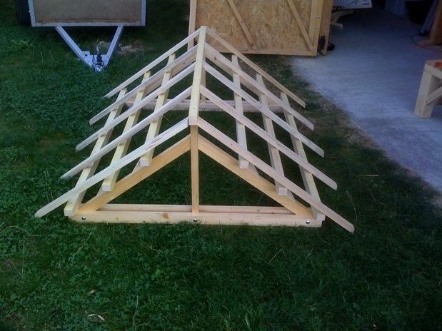 une cabane pour ma princesse par ninjarouge sur l 39 air du bois. Black Bedroom Furniture Sets. Home Design Ideas