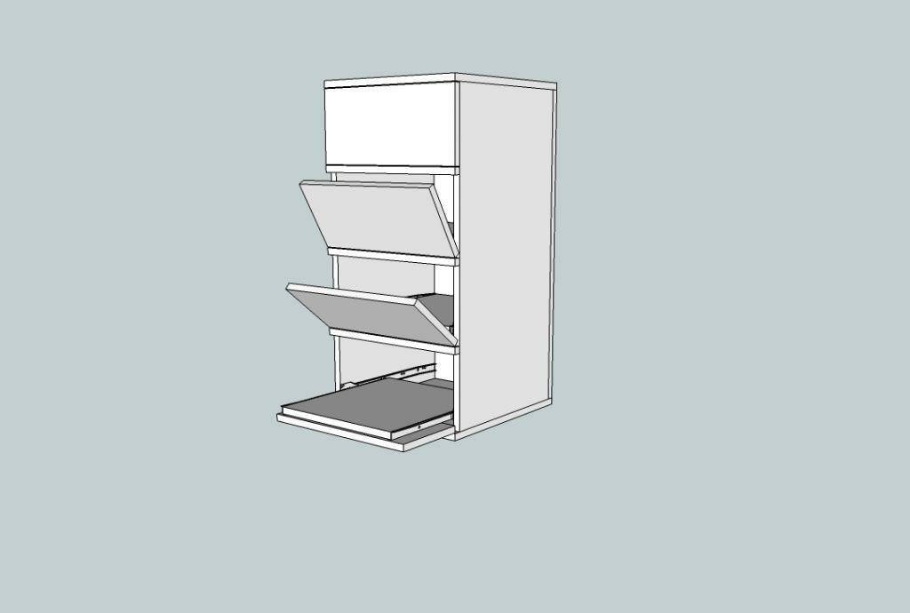 plan rangement caisse a outils par pilpoil passion bricolage sur l 39 air du bois. Black Bedroom Furniture Sets. Home Design Ideas