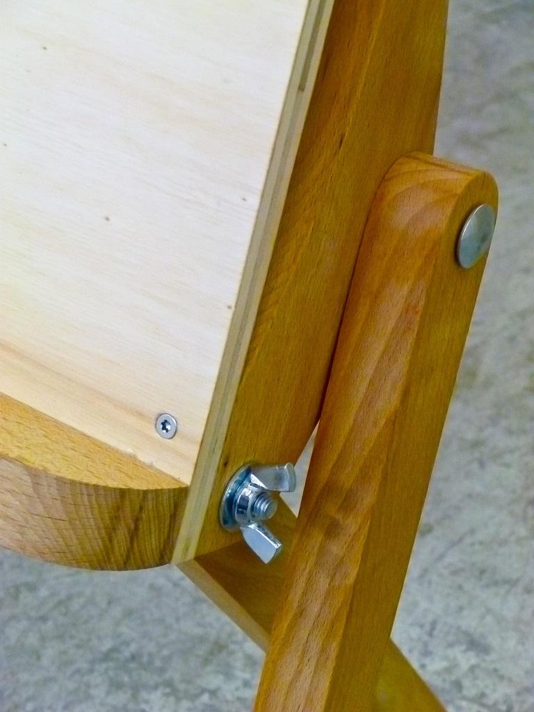 pupitre de lecture par entropie sur l 39 air du bois. Black Bedroom Furniture Sets. Home Design Ideas