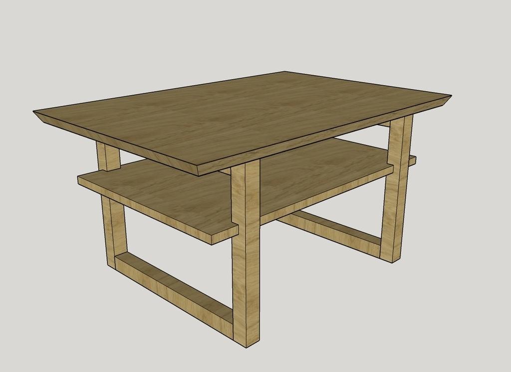 plan table basse par atelier bois couleur sur l 39 air du bois. Black Bedroom Furniture Sets. Home Design Ideas