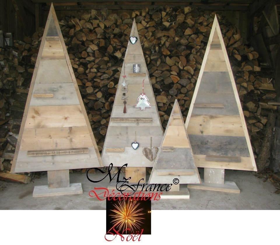 un sapin de no l en bois par travaillerlebois sur l 39 air du bois. Black Bedroom Furniture Sets. Home Design Ideas