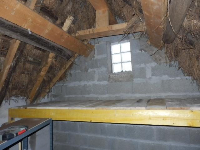 Mezzanines pour garage et atelier par vincent trouilliez sur l 39 air du bois - Construire mezzanine bois ...