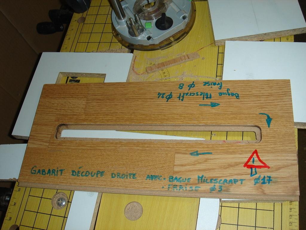 gabarit de d coupe droite la d fonceuse par didier sur l. Black Bedroom Furniture Sets. Home Design Ideas