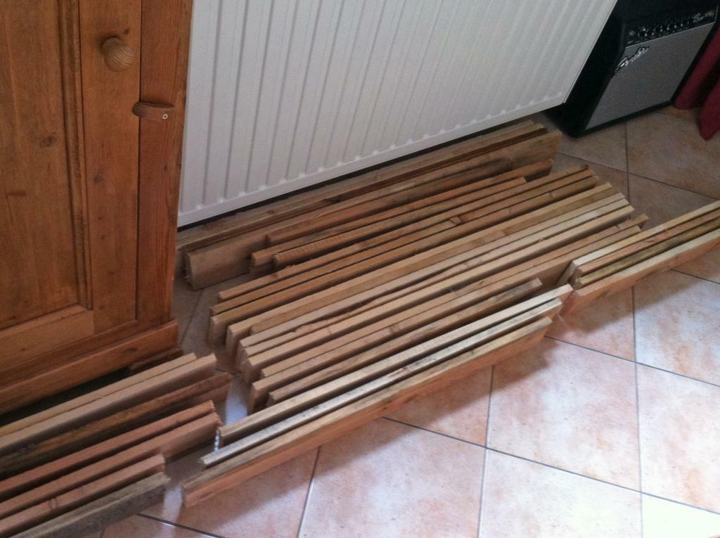 Sapin de no l en bois de palette par alexdsl sur l 39 air du bois - Sapin de noel en bois de palette ...