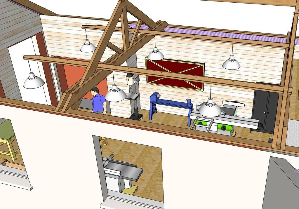 pas pas et que la lumi re soit l 39 atelier par mig sur l 39 air du bois. Black Bedroom Furniture Sets. Home Design Ideas