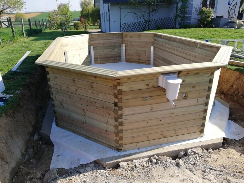 Je Suis En Terrasse question] terrasse piscine bois par sbinou67 sur l'air du bois