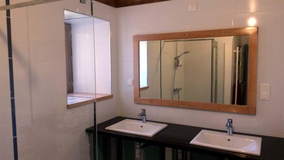 miroir salle de bain par philm sur l 39 air du bois. Black Bedroom Furniture Sets. Home Design Ideas