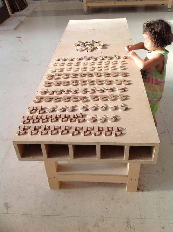 pas pas porte clef coeur par raphael05 sur l 39 air du bois. Black Bedroom Furniture Sets. Home Design Ideas