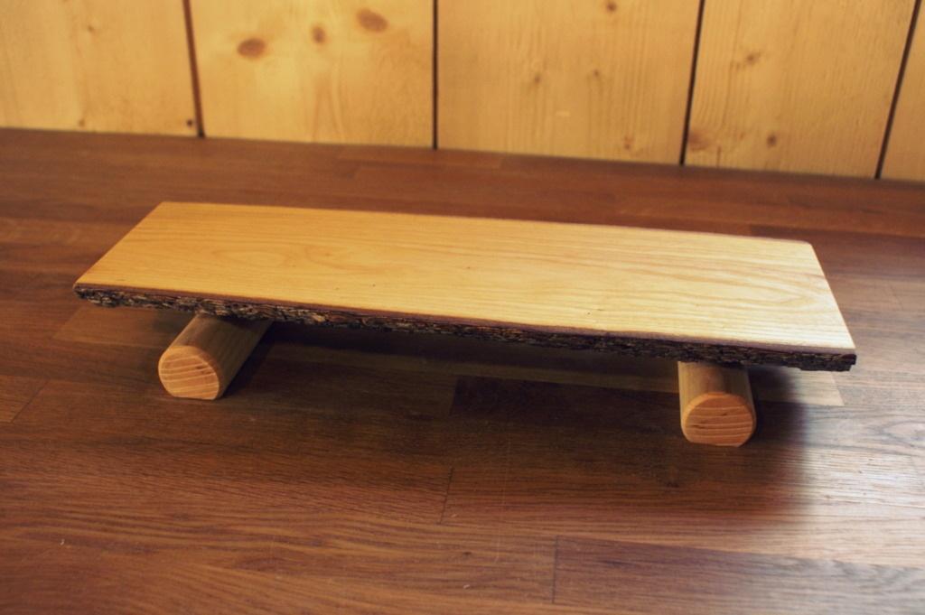 dessous de plat nature par boris beaulant sur l 39 air du bois. Black Bedroom Furniture Sets. Home Design Ideas