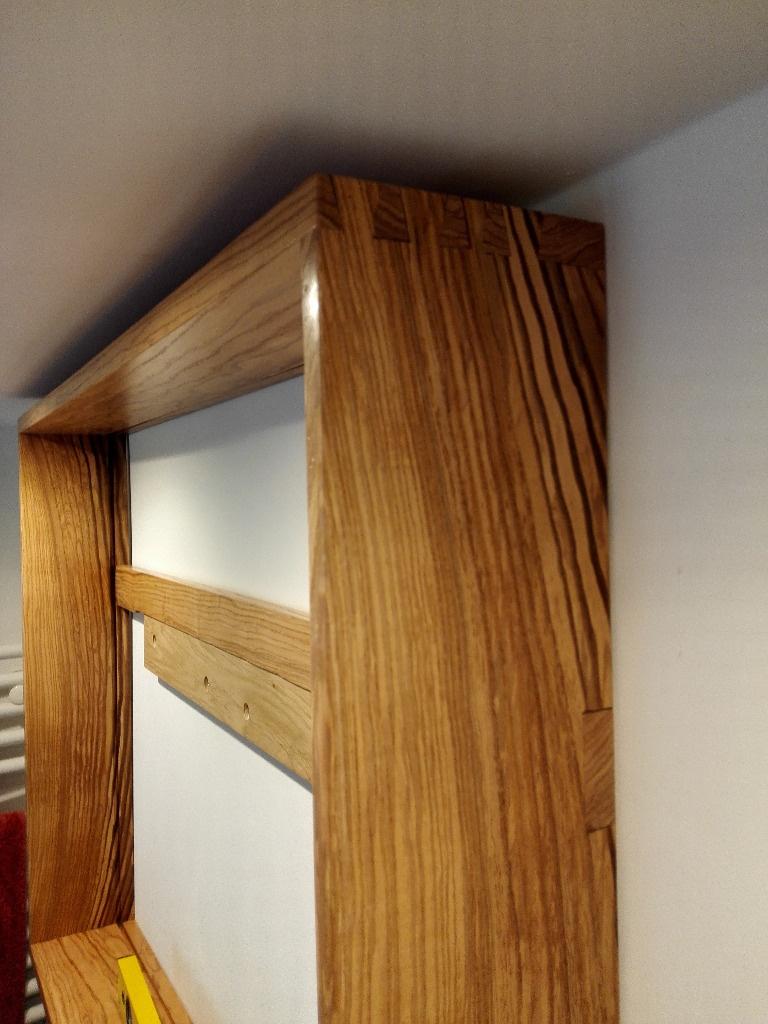 Pas pas partie 2 miroir de la sdb en fr ne par for Miroir 40x50 sans cadre