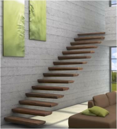 pas pas petit trait d escaliers pour l air du bois. Black Bedroom Furniture Sets. Home Design Ideas