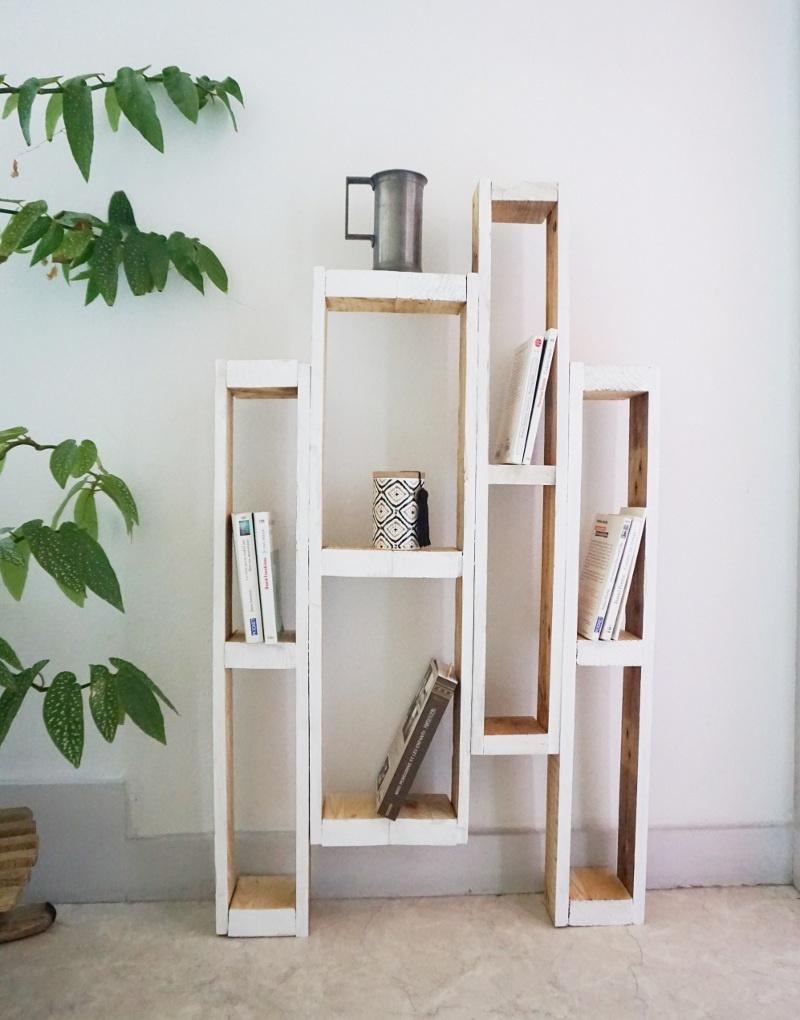 etag re en palette par coralie sur l 39 air du bois. Black Bedroom Furniture Sets. Home Design Ideas