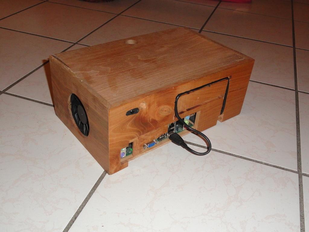 mini boite en bois