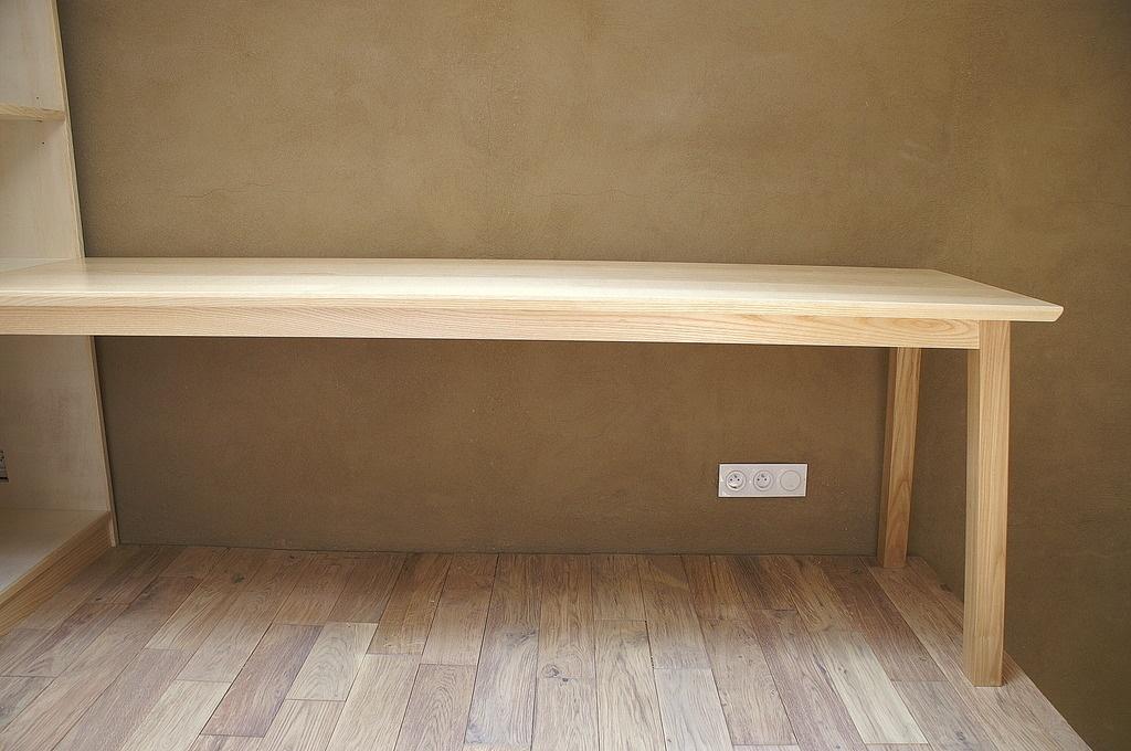 bureau dressing par zeloko sur l 39 air du bois. Black Bedroom Furniture Sets. Home Design Ideas