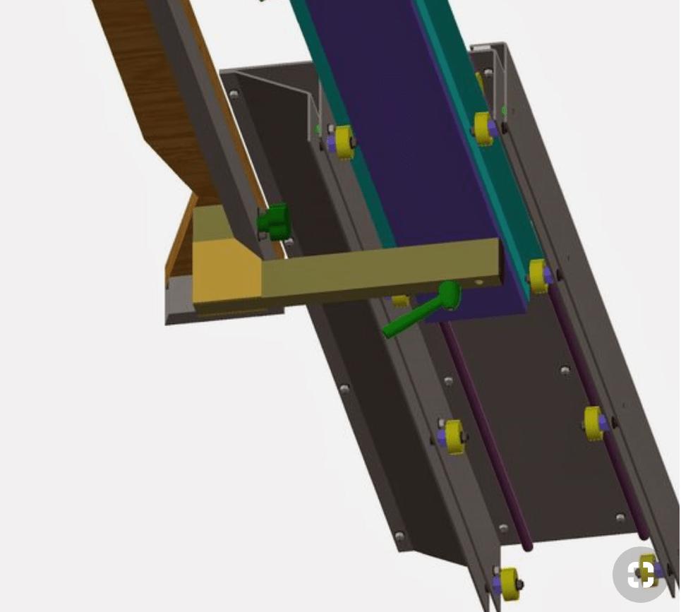 Table Coulissante Sous Plan De Travail question] sliding table par franckiii sur l'air du bois