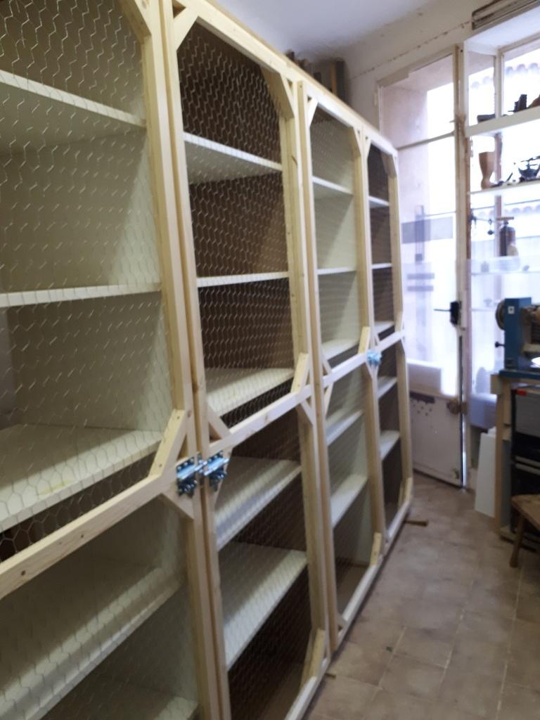 100 meuble rangement en mdf blanc fabrication sur - Fabrication couette sur mesure ...