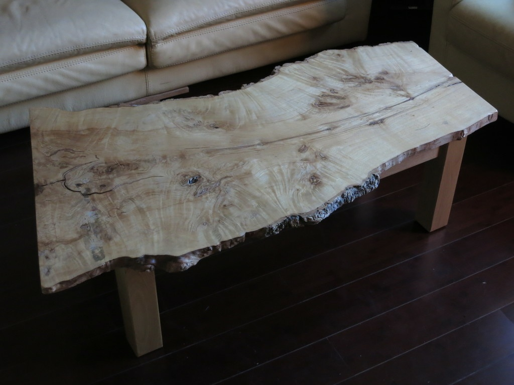 Table basse par dneis sur L Air du Bois