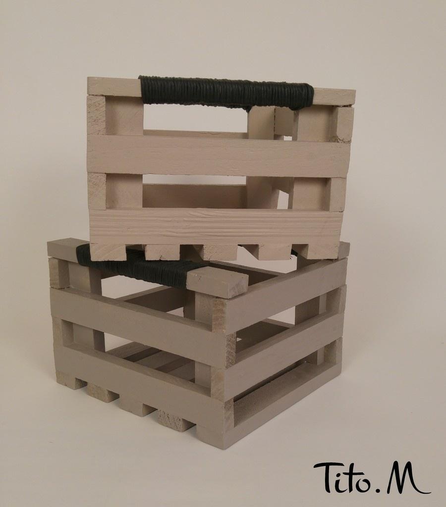 Petite caisse de rangements par titom sur l 39 air du bois - Petite caisse en bois ...