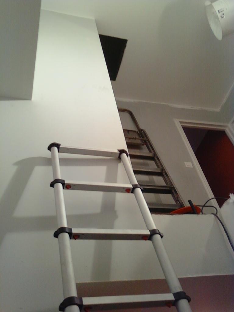 escalier 3 en 1 par kajmed sur l 39 air du bois. Black Bedroom Furniture Sets. Home Design Ideas
