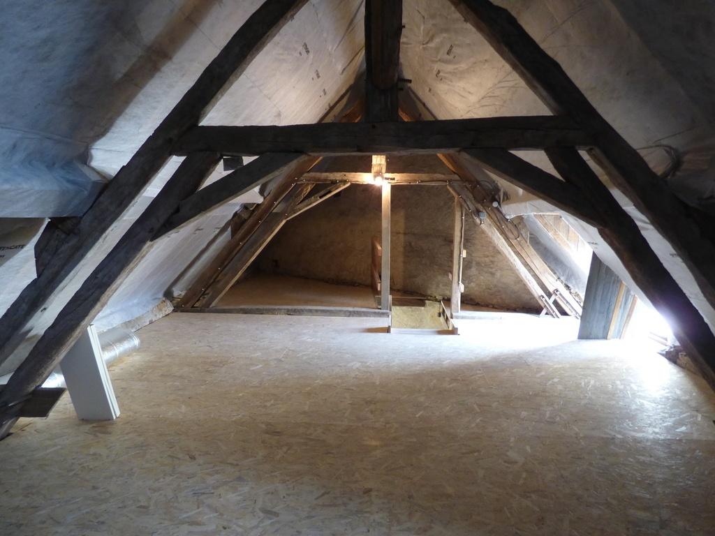 reprise de charpente et escalier par wil sur l 39 air du bois. Black Bedroom Furniture Sets. Home Design Ideas