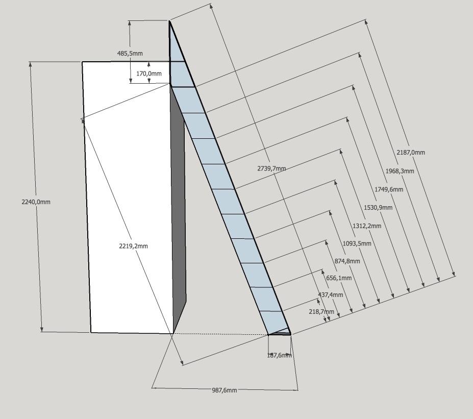 am nagement d 39 une mezzanine par flereuil sur l 39 air du bois. Black Bedroom Furniture Sets. Home Design Ideas