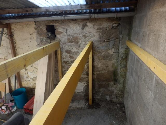 isolation garage toit