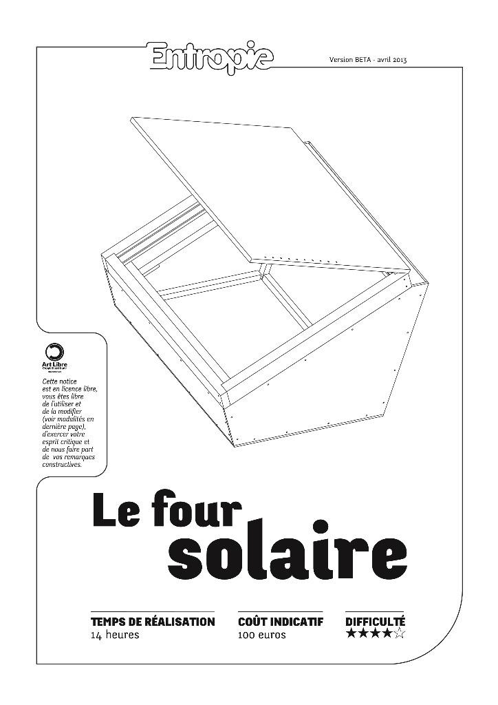 plan four solaire entropie par entropie sur l 39 air du bois. Black Bedroom Furniture Sets. Home Design Ideas