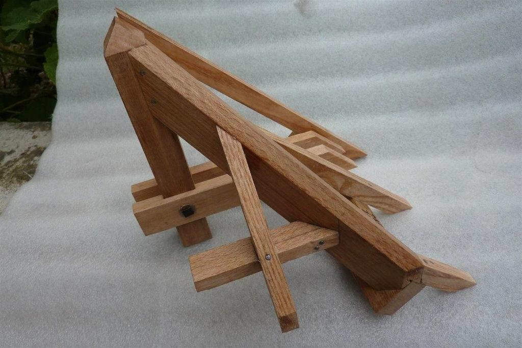 maquette charpente noulet de lucarne par sanglier sur l. Black Bedroom Furniture Sets. Home Design Ideas