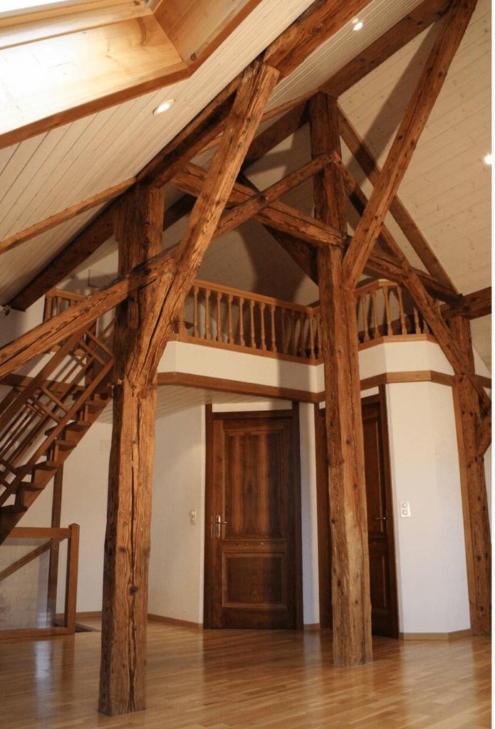 r novation d 39 une maison par niclasse sur l 39 air du bois. Black Bedroom Furniture Sets. Home Design Ideas
