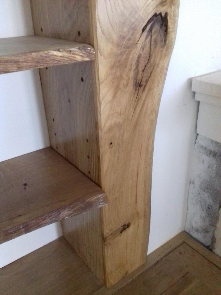 cofre bois avec une niche par riquet18x4 sur l 39 air du bois. Black Bedroom Furniture Sets. Home Design Ideas