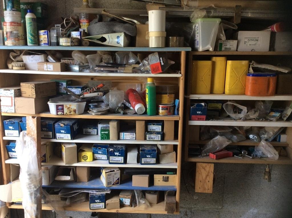 casier de rangement pour atelier