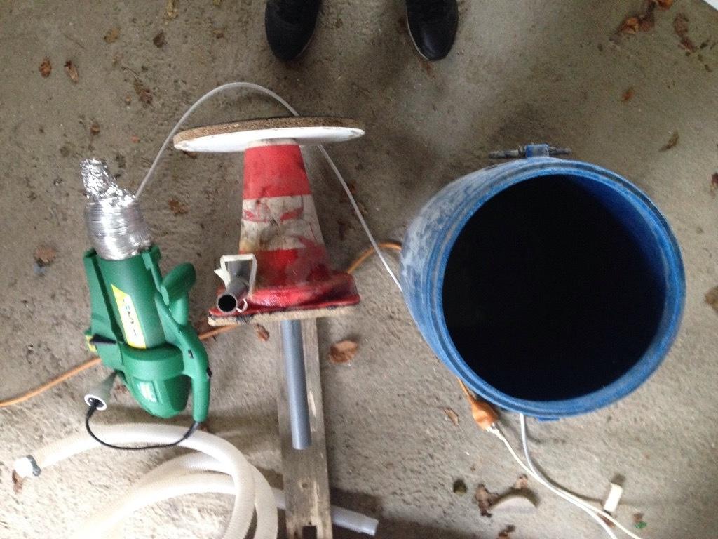 Aspirateur Feuille Morte : aspirateur cyclone fait maison ventana blog ~ Edinachiropracticcenter.com Idées de Décoration