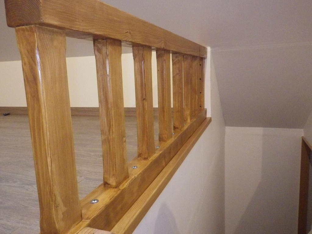 garde corps par groliviande sur l 39 air du bois. Black Bedroom Furniture Sets. Home Design Ideas