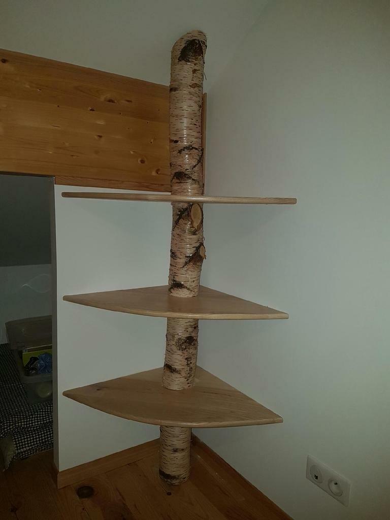 etagere arbre par antoine85 sur l 39 air du bois