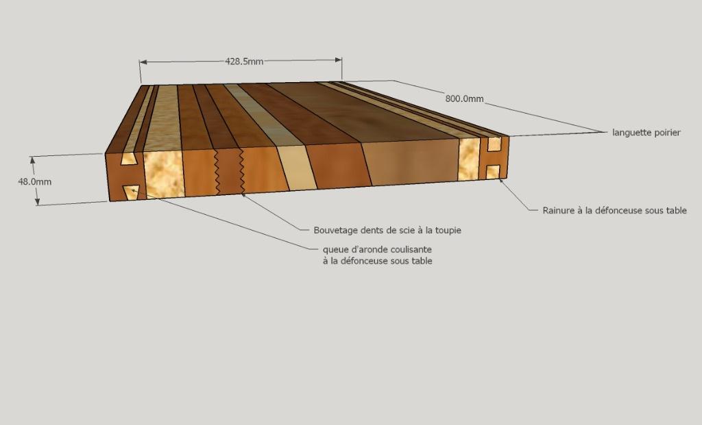 Planche En Bois De Bout Par Cereus45 Sur L Air Du Bois