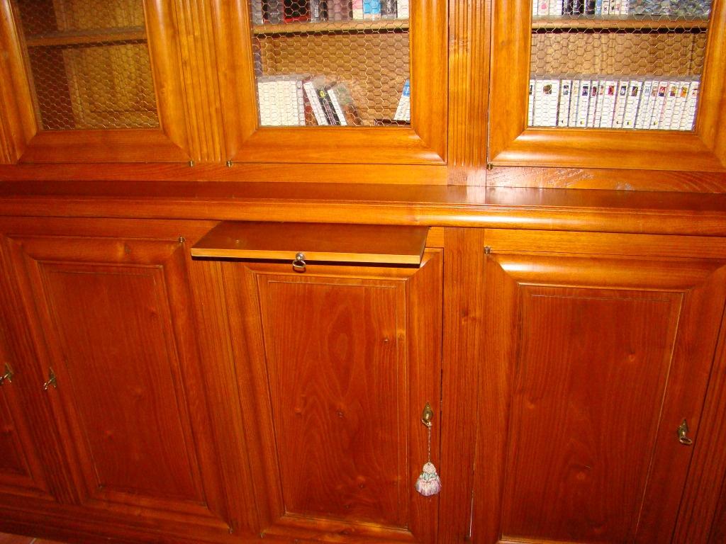 biblioth que par racm terroff sur l 39 air du bois. Black Bedroom Furniture Sets. Home Design Ideas