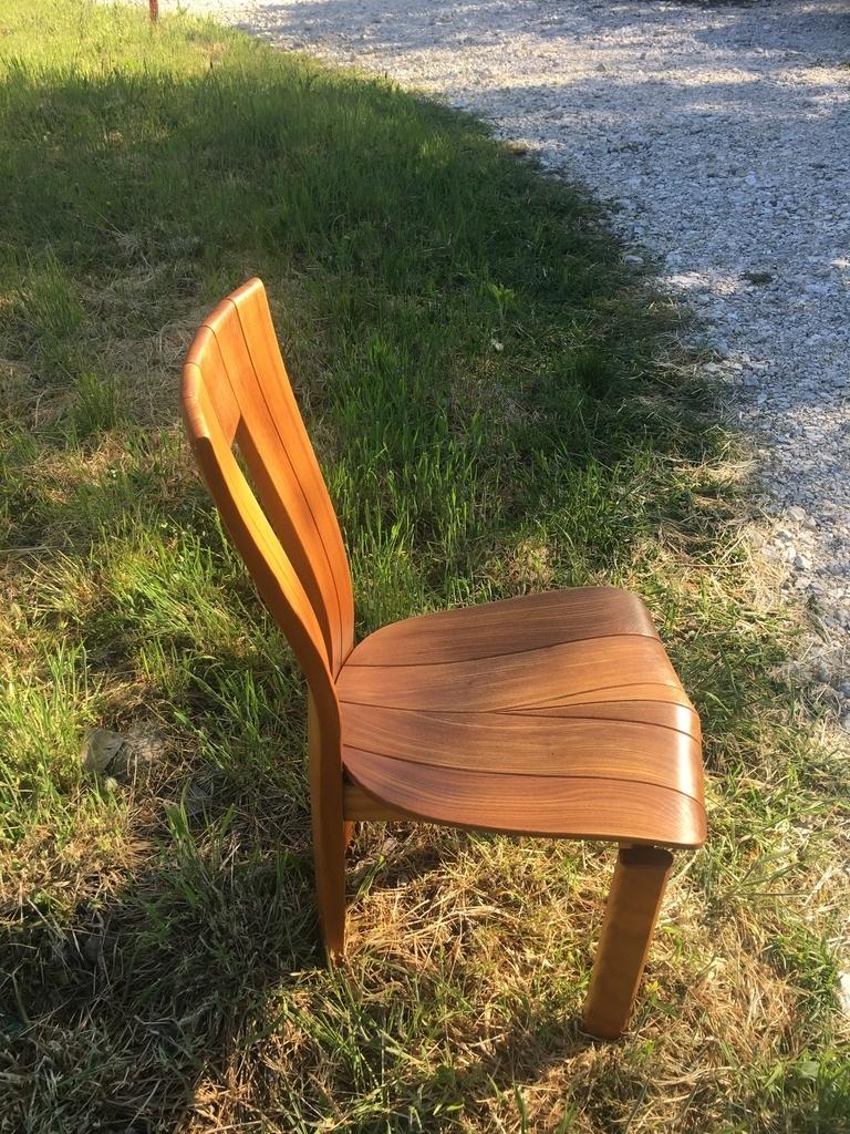 pas pas restoration et r paration d 39 une chaise seltz par ninjarouge sur l 39 air du bois. Black Bedroom Furniture Sets. Home Design Ideas