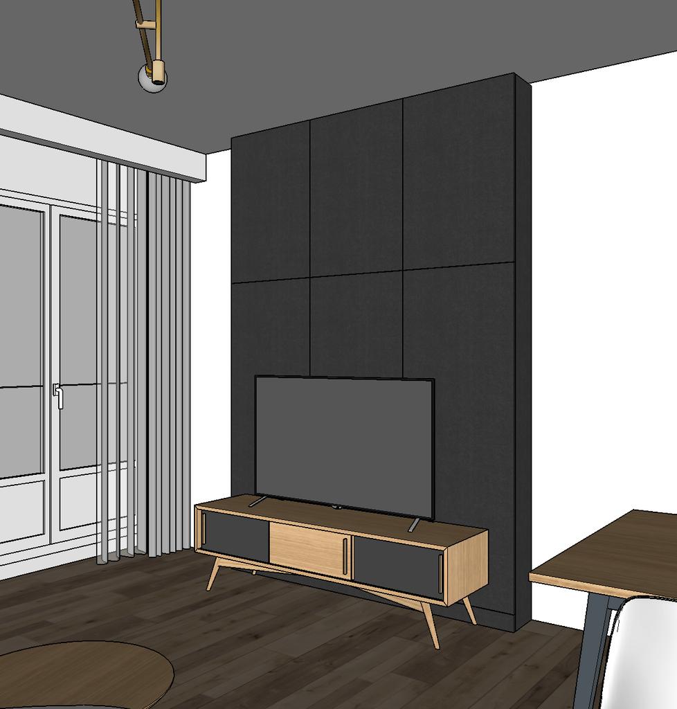 Panneau Mural Derriere Tv question] aménagement devant un radiateur : bonne idée ? par