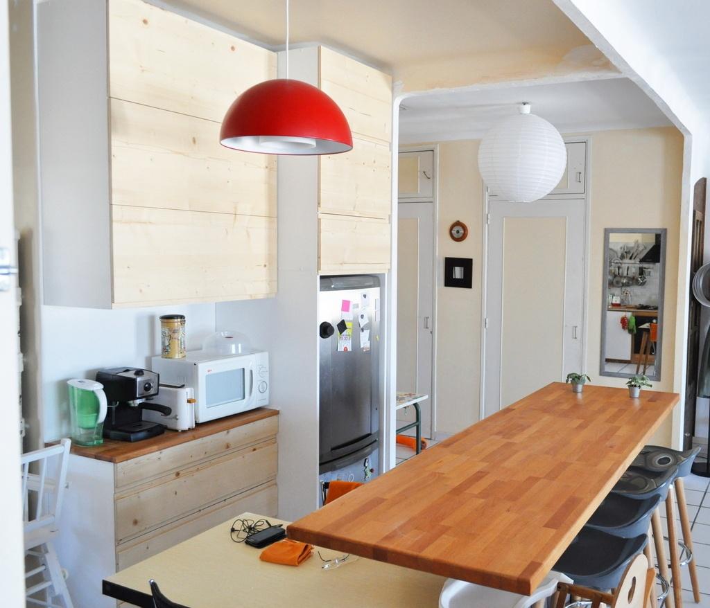 Plan De Travail 1M De Largeur question] avis sur conception îlot cuisine et tiroirs par