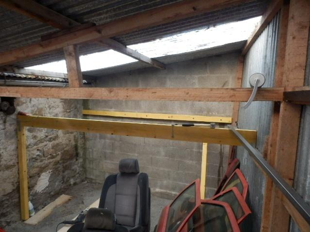 Mezzanine Garage : Mezzanines pour garage et atelier par vincent trouilliez