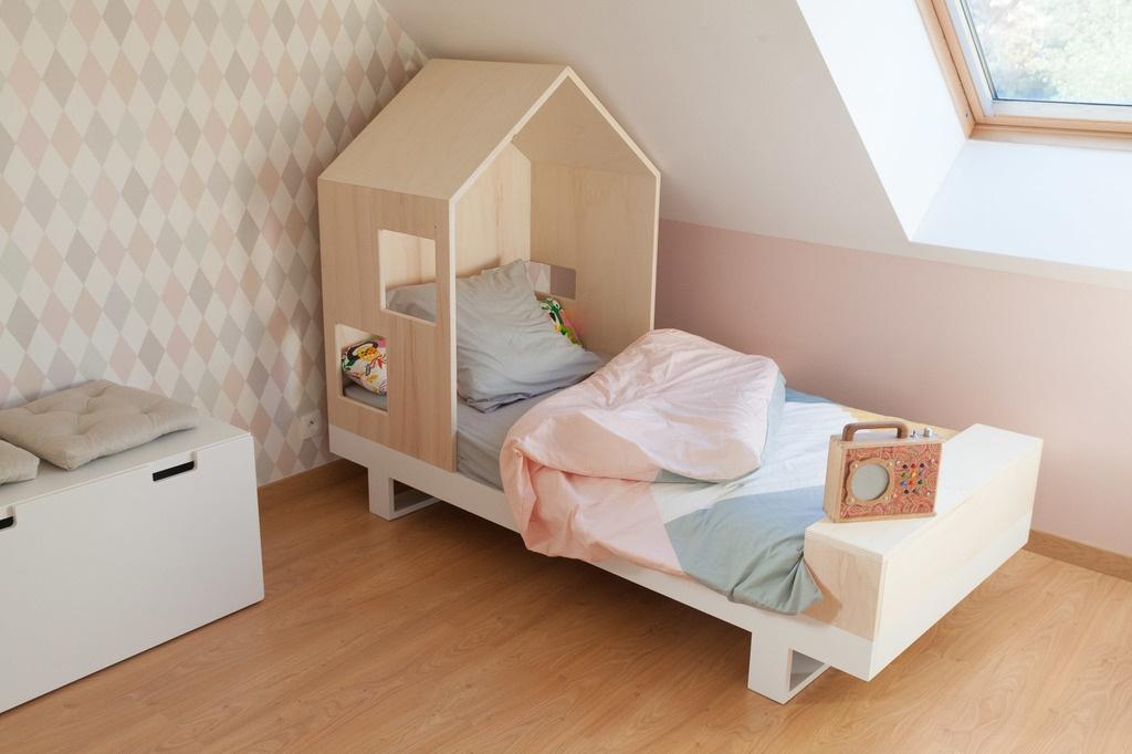 Best Chambre De Bebe Dans Une Alcave Gallery - House Design ...