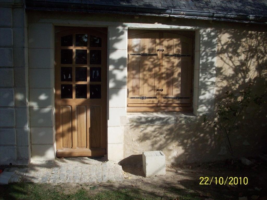 fenêtre bois double vitrage