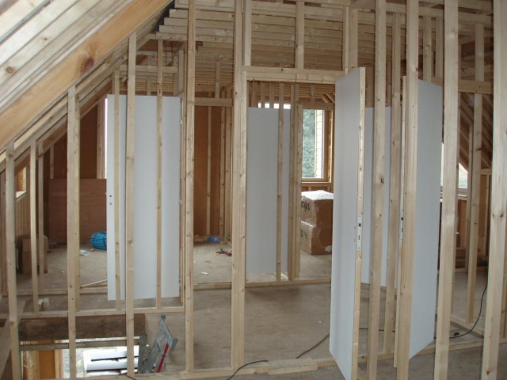 Comment faire un plancher bois a l tage for Construction plancher bois etage